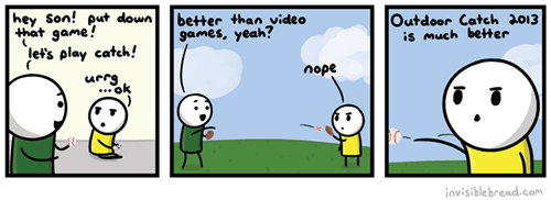 simulacrum sad but true web comics Videogames