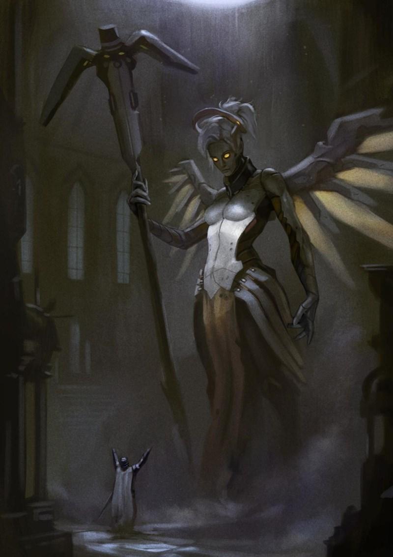 overwatch list dark souls video games