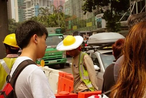 monday thru friday poorly dressed work hard hat g rated