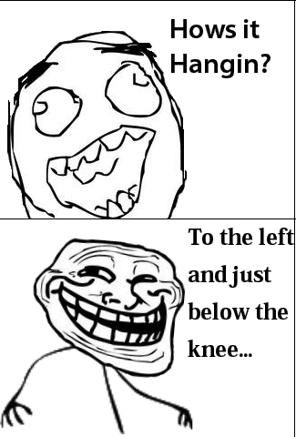 trollface,literalism