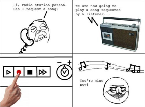 radio Music me gusta recording - 8057993472