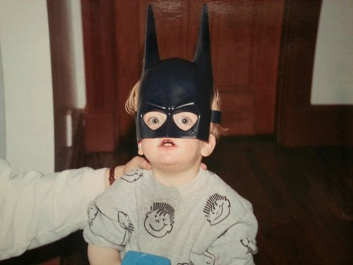 costume kids parenting batman