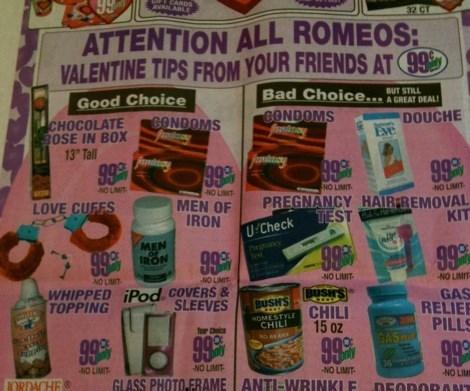 good idea bad idea funny Valentines day - 8058068480