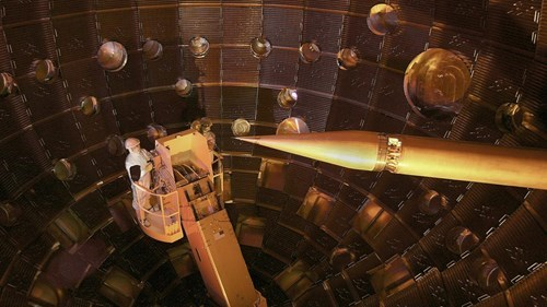 nuclear fusion awesome lasers science - 8058073088