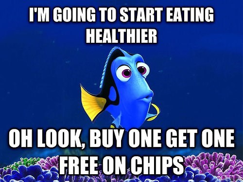 diet finding nemo dory - 8058250752