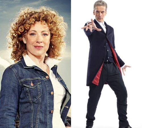Matt Smith 12th Doctor 11th Doctor River Song - 8058253056