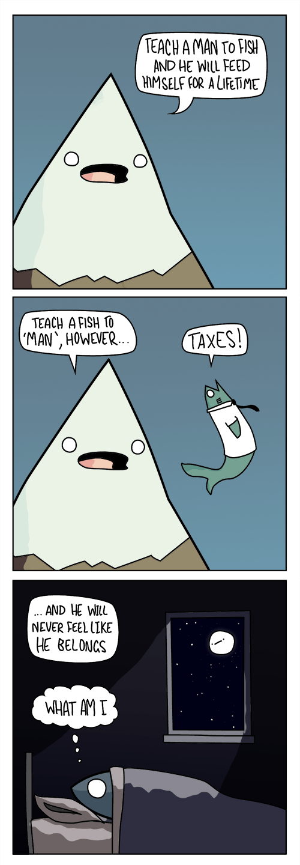 fish web comics - 8058345216