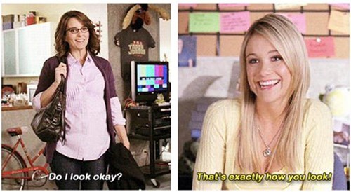 liz lemon 30 rock funny - 8058353152