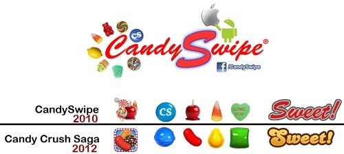 candy crush candyswipe mobile gaming king.com Video Game Coverage - 8058360320
