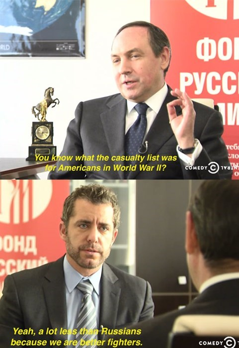 jason jones the daily show world war II - 8059031808