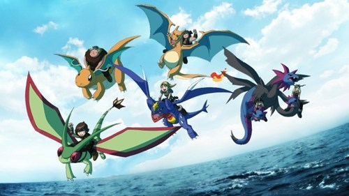 Pokémon,anime,Fan Art,cartoons,How to train your dragon,video games