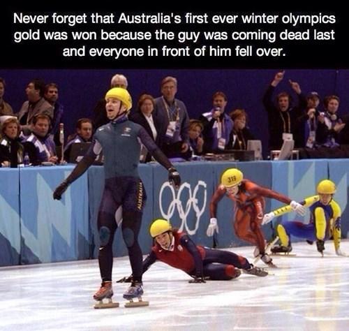 Sochi 2014 australia speed skating olympics
