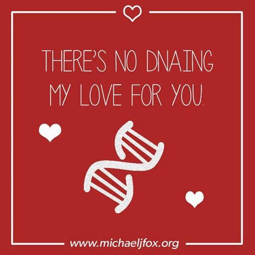 nerds cards science DNA funny Valentines day - 8060163584