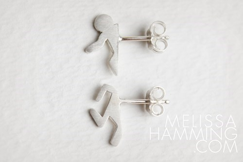Body jewelry - MELISSA HAMMING COM