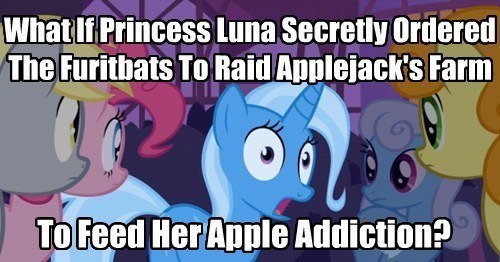 head canon hypothesis sudden clarity princess luna - 8060224512
