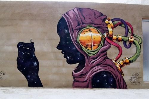 Street Art graffiti hacked irl - 8060408576
