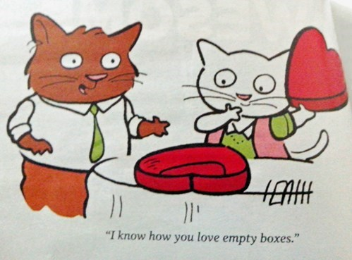Cats dating web comics Valentines day - 8060477696