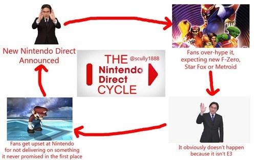 its-nothing Nintendo Direct nintendo - 8060645632