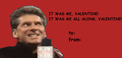 Valentines Can Be Creepy