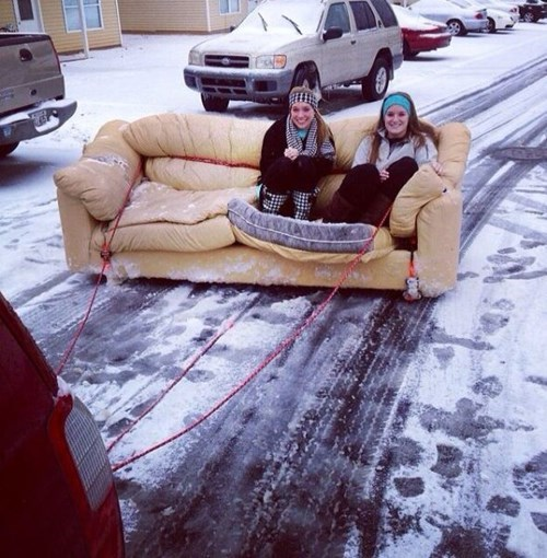 couch DIY winter whee dangerous g rated win - 8060790016