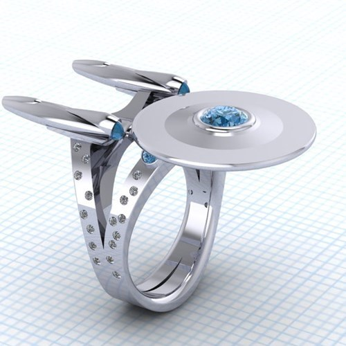 enterprise etsy Star Trek - 8062586880
