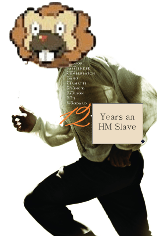 12 years a slave,movies,bidoof,parodies