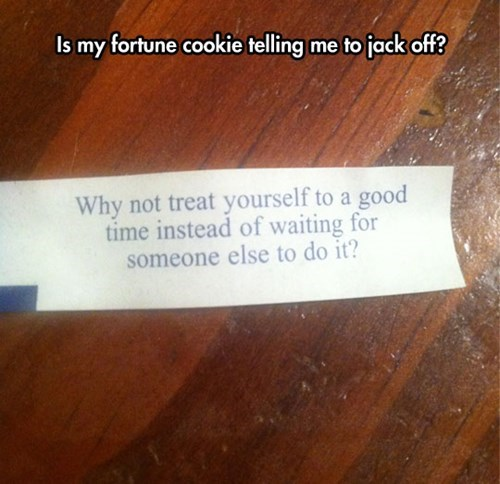 fapping,fortune cookies
