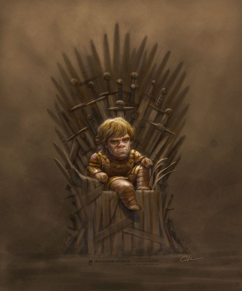 Game of Thrones Fan Art tyrion lannister - 8063051776