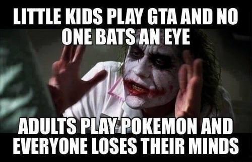 Pokémon Memes joker mind loss - 8063158016