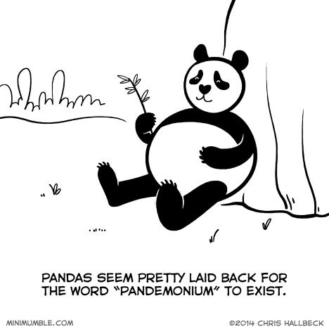 panda,spelling,web comics