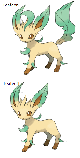 Pokémon eeveelutions puns pokepuns - 8063211776