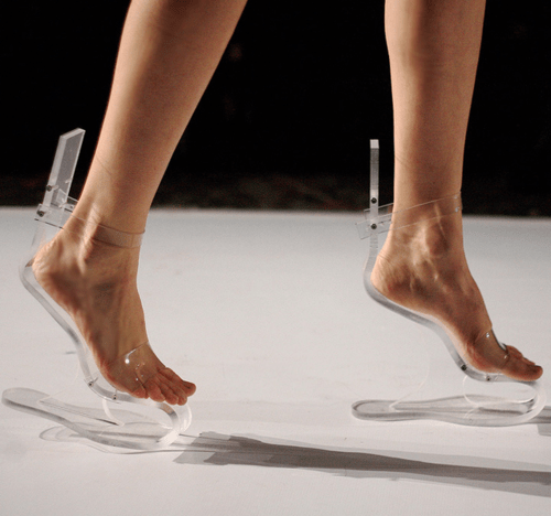 shoes poorly dressed transparent - 8063254272
