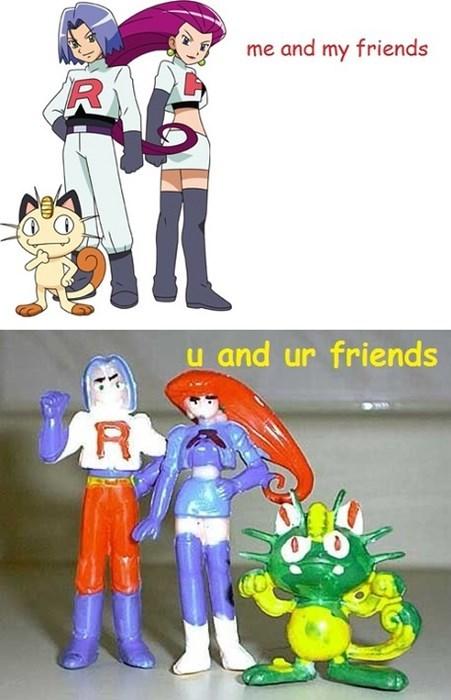Pokémon Team Rocket knockoffs - 8063270912