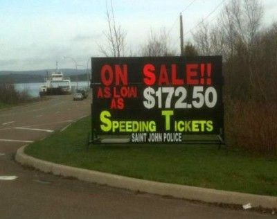 cops sign speeding g rated win - 8063431680