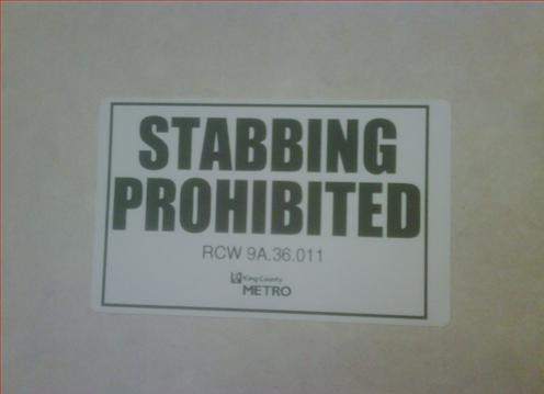 warning sign public transportation - 8063433216