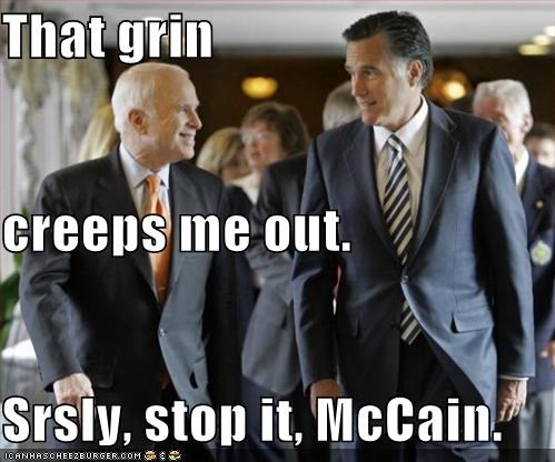 john mccain Mitt Romney Republicans - 806366464