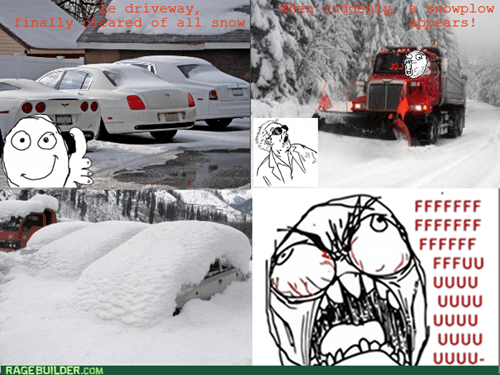 rage snow winter plow - 8064734464