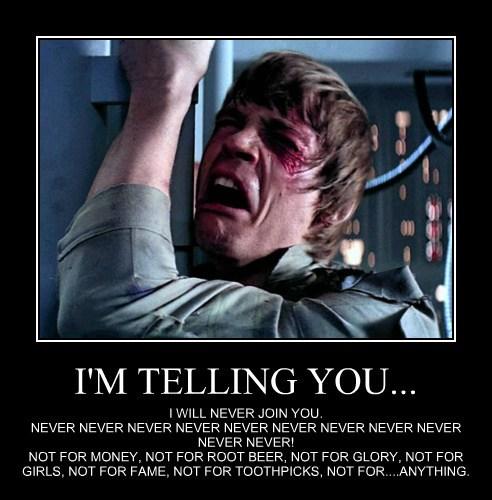 I'M TELLING YOU...