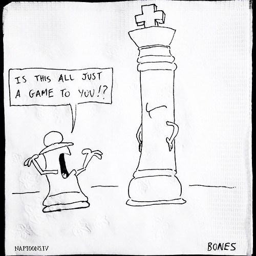 puns,chess,web comics