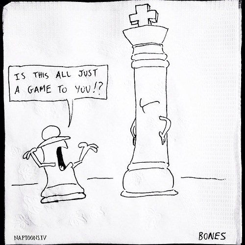 puns chess web comics - 8067088640