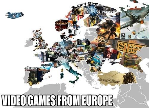 Video Game From Europe