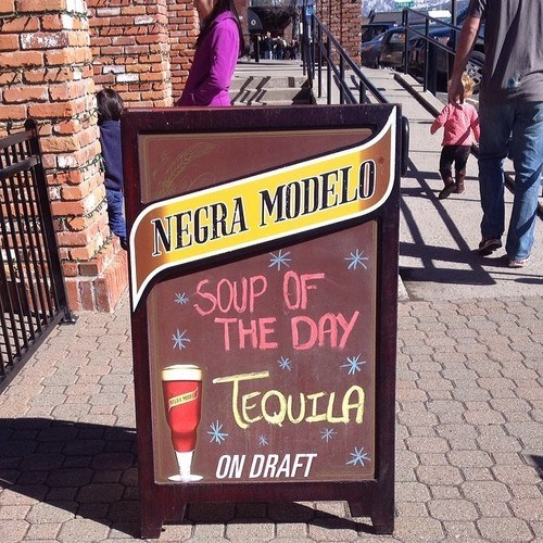 sign,tequila,soup,funny
