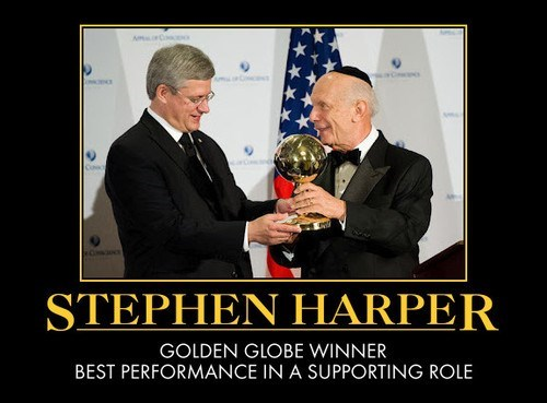 stephen harper idiots funny - 8067593728