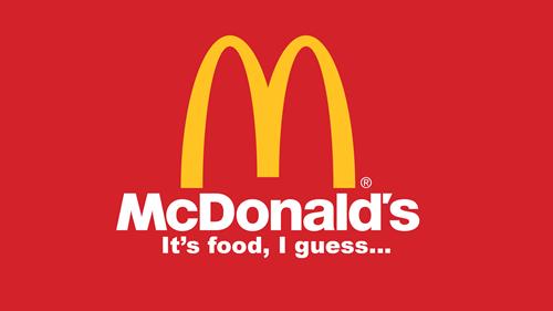 slogans McDonald's food fast food - 8067923712
