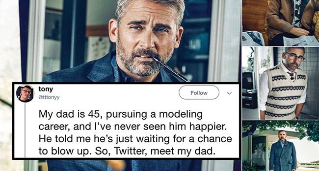 Memes meme tweets dad funny tweets modeling modeling dad meme dad meme - 8068101