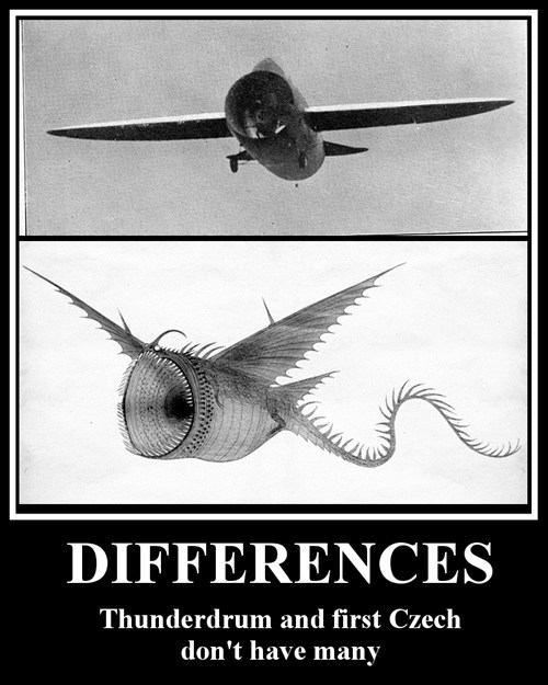 planes thunderdrum differences funny - 8068367616