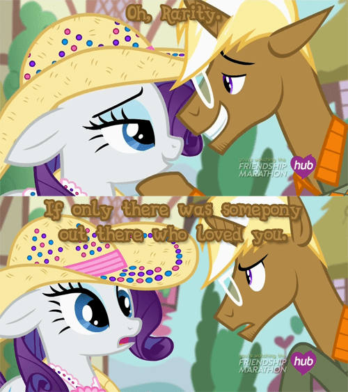 trenderhoof,special somepony,rarity