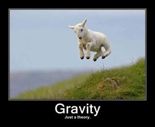 Gravity science funny theory - 8068646912