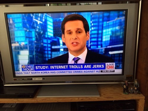 news cnn Breaking News headlines trolls are jerks fail nation g rated - 8068683520