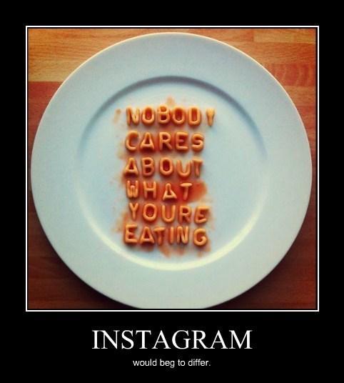 spaghetti os instagram food funny - 8068683776